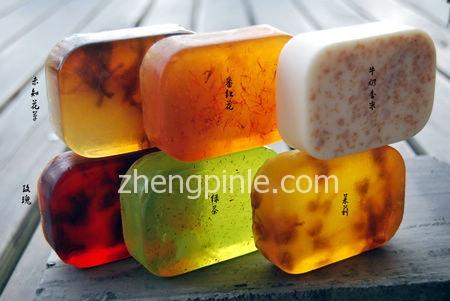 精油皂的种类和区别