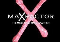 蜜丝佛陀Maxfactor品牌标志