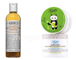 Kiehl's药妆明星产品