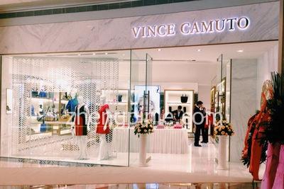 Vince Camuto中国门店专柜分布
