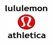 Lululemon露露柠檬瑜伽服品牌标志
