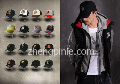 MLB帽子及棒球衫