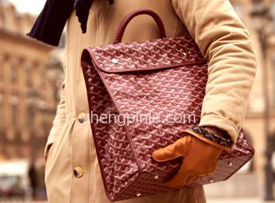 法国GOYARD包袋时尚海报