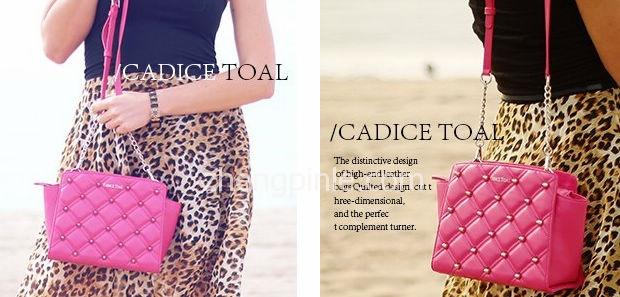 Cadice Toal温柔的子弹系列女包
