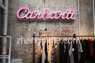 Carhartt卡哈特专卖店展示