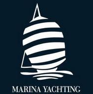 marina yachting 品牌标志