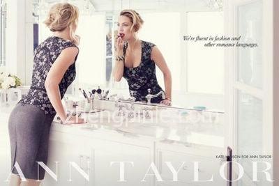 安·泰勒 (Ann Taylor)时尚宣传海报