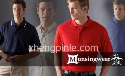 Munsingwear万星威高尔夫休闲服饰