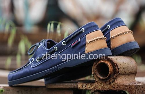 美国Sebago帆船鞋Docksides经典款
