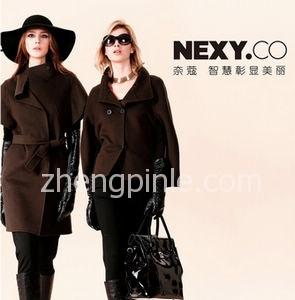 Nexy.Co 奈蔻女装时尚宣传海报