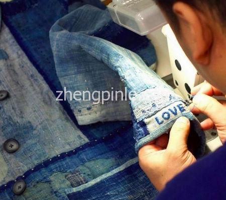 Porter Classic牛仔裤完全由手工制作