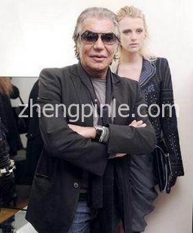 意大利时装设计师Roberto Cavalli先生