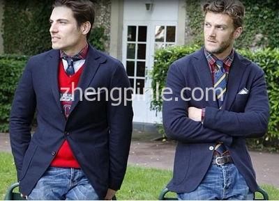 DC(Daniel Cremieux)男装款式风格