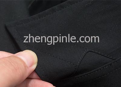 标准领衬衫领部的领撑