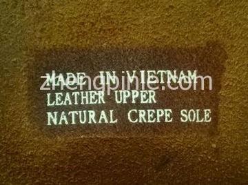 正品越南产clarks沙漠靴鞋标