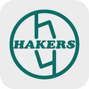 台湾户外品牌哈克士HAKERS品牌标志