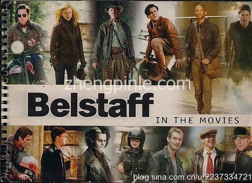 好莱坞电影中的贝达弗Belstaff机车夹克