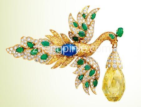 梵克雅宝 (Van Cleef & Arpels) 经典珠宝