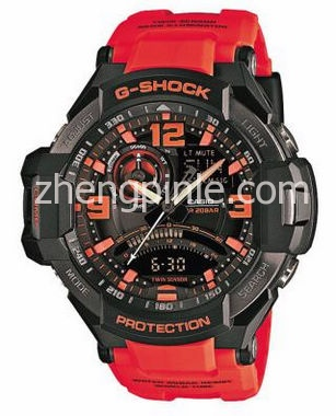 CASIO G SHOCK表