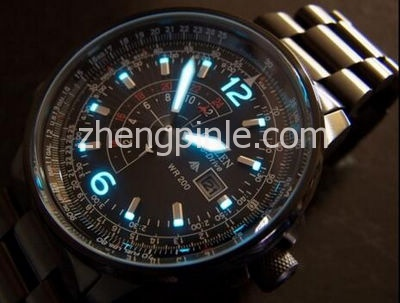 CITIZEN ECO-DRIVE NIGHTHAWK夜鹰表
