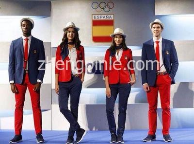 Joma赞助设计了2016年西班牙奥运服装