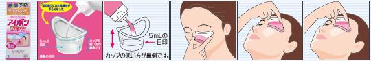 小林制药多功能洗眼液
