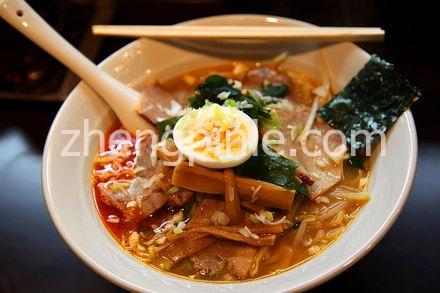 最好吃的日本拉面推荐