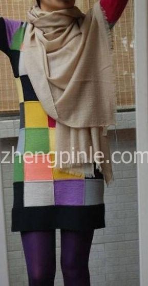 优质羊绒衫示例