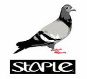 美国潮牌Staple品牌标志
