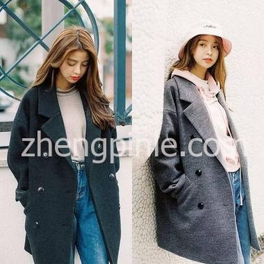 不同廓形大衣的区别