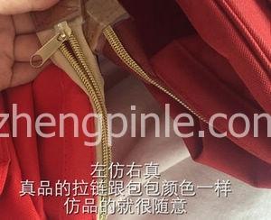 Anello双肩包的拉链织带颜色