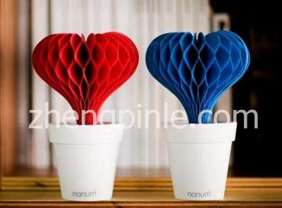nanum love pot爱心加湿器