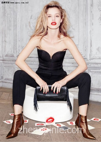法国minelli女鞋经典款