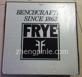正品Frye鞋靴的包装鞋盒