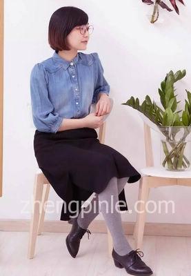 Miss Patina女装的品牌设计师兼创始人Holly Wong小姐