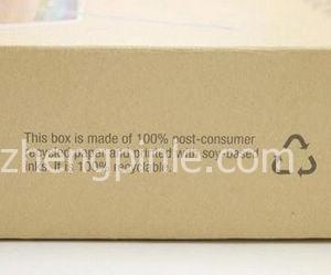 进口洋垃圾废纸,再生纸制造的纸盒