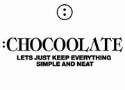 香港潮牌CHOCOOLATE品牌标志