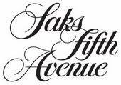 美国Saks Fifth Avenue第五大道品牌标志