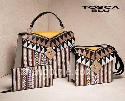 意大利Tosca Blu包袋品牌介绍logo