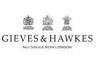英国gieves&hawkes君皇仕品牌标志