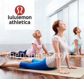 露露柠檬lululemon瑜伽服真假辨别教程