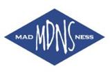 MADNESS品牌标志logo